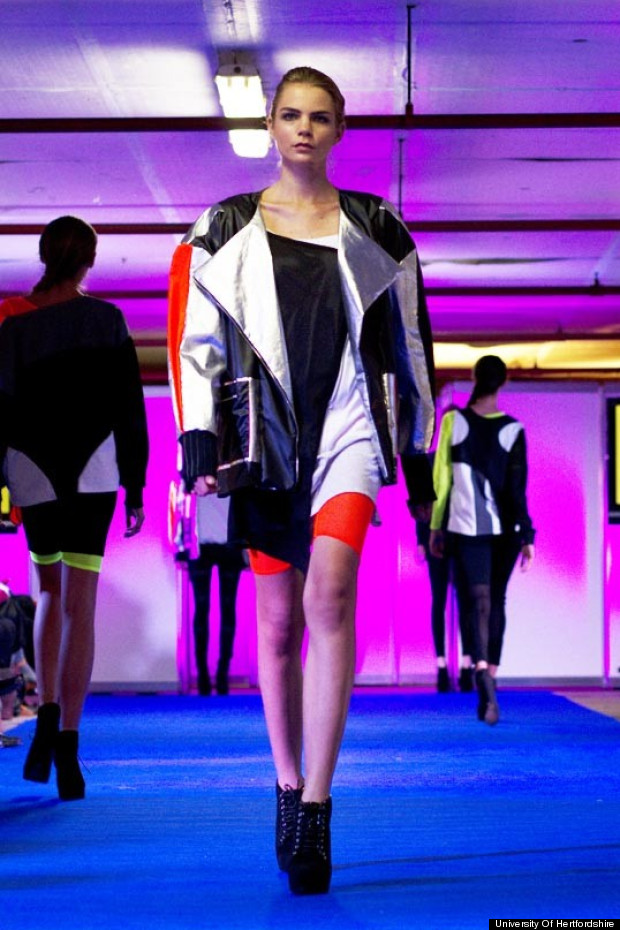 university of hertfordshire fashion show 2013