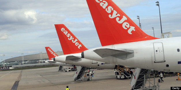 Easyjet and BA have been forced to cancel flights because of the strike