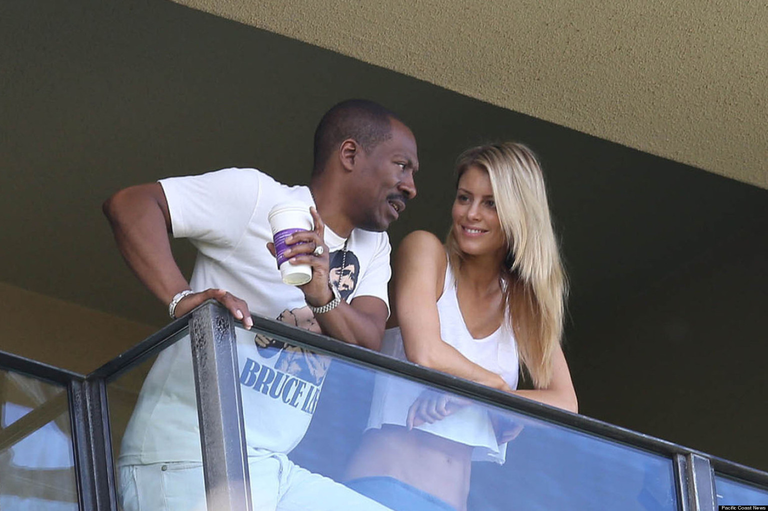 Eddie murphy dating spice girl