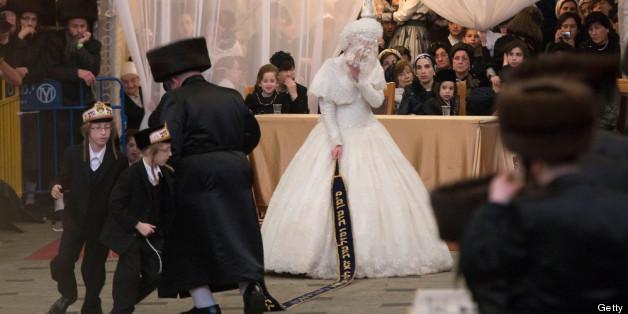 Interracial jewish marriage