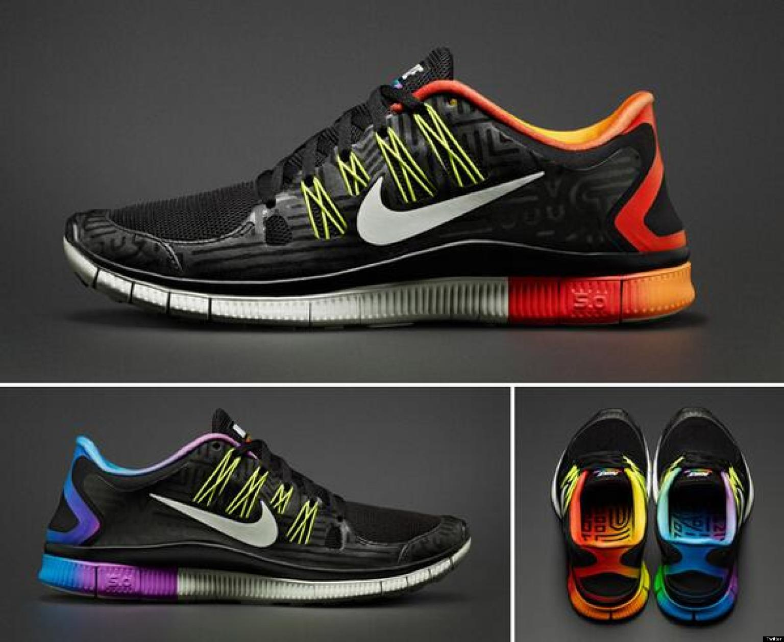 Nike's #BeTrue Shoe And Clothing Collection Supports Gay Pride | HuffPost