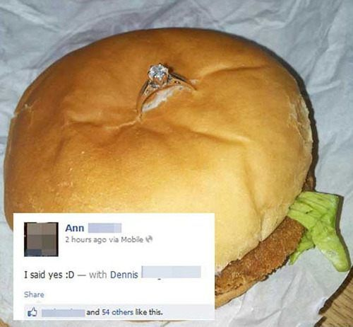 sandwich proposal