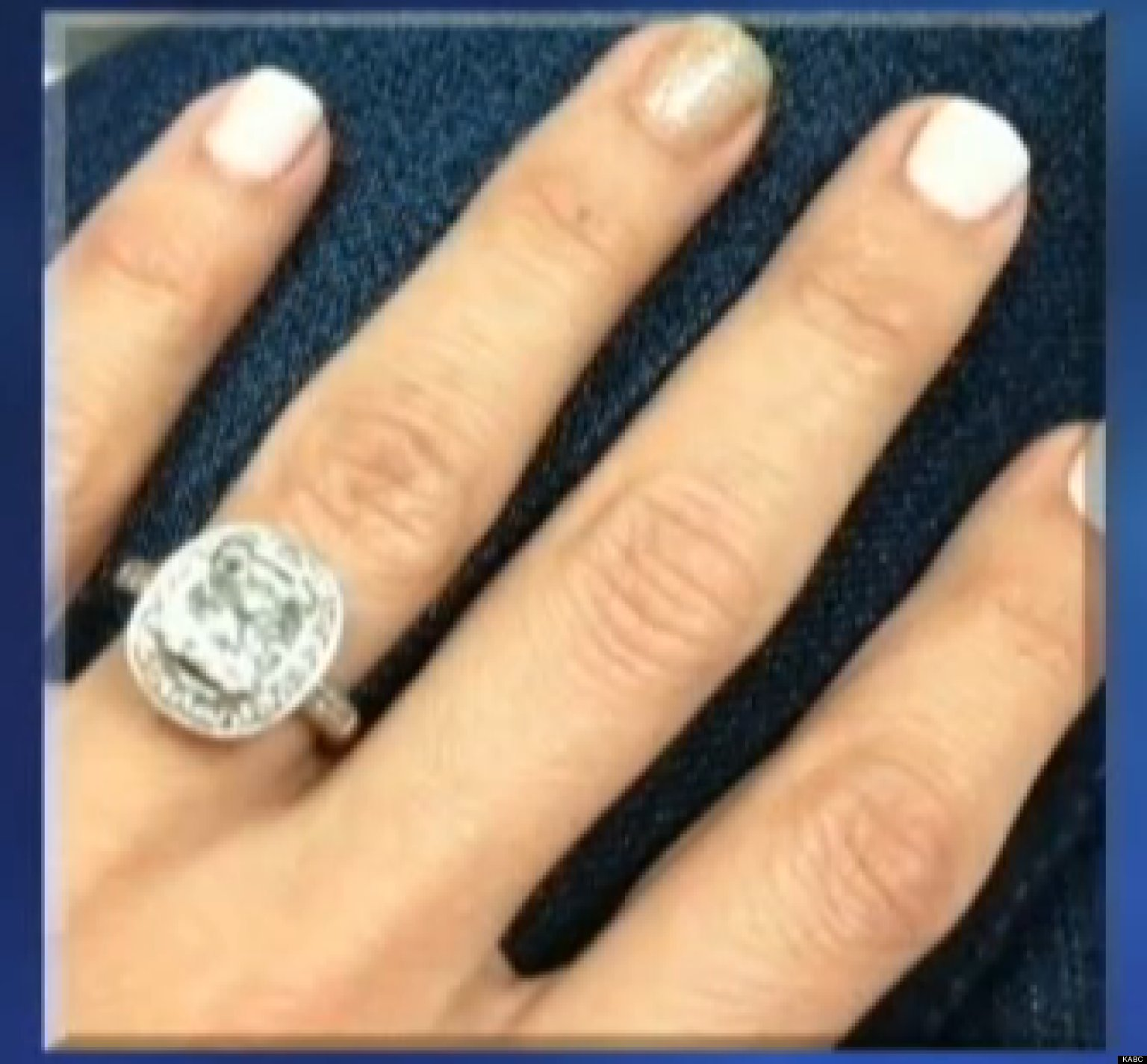Lost Wedding Ring Husband Accidentally S Wife At Garage Video Huffpost