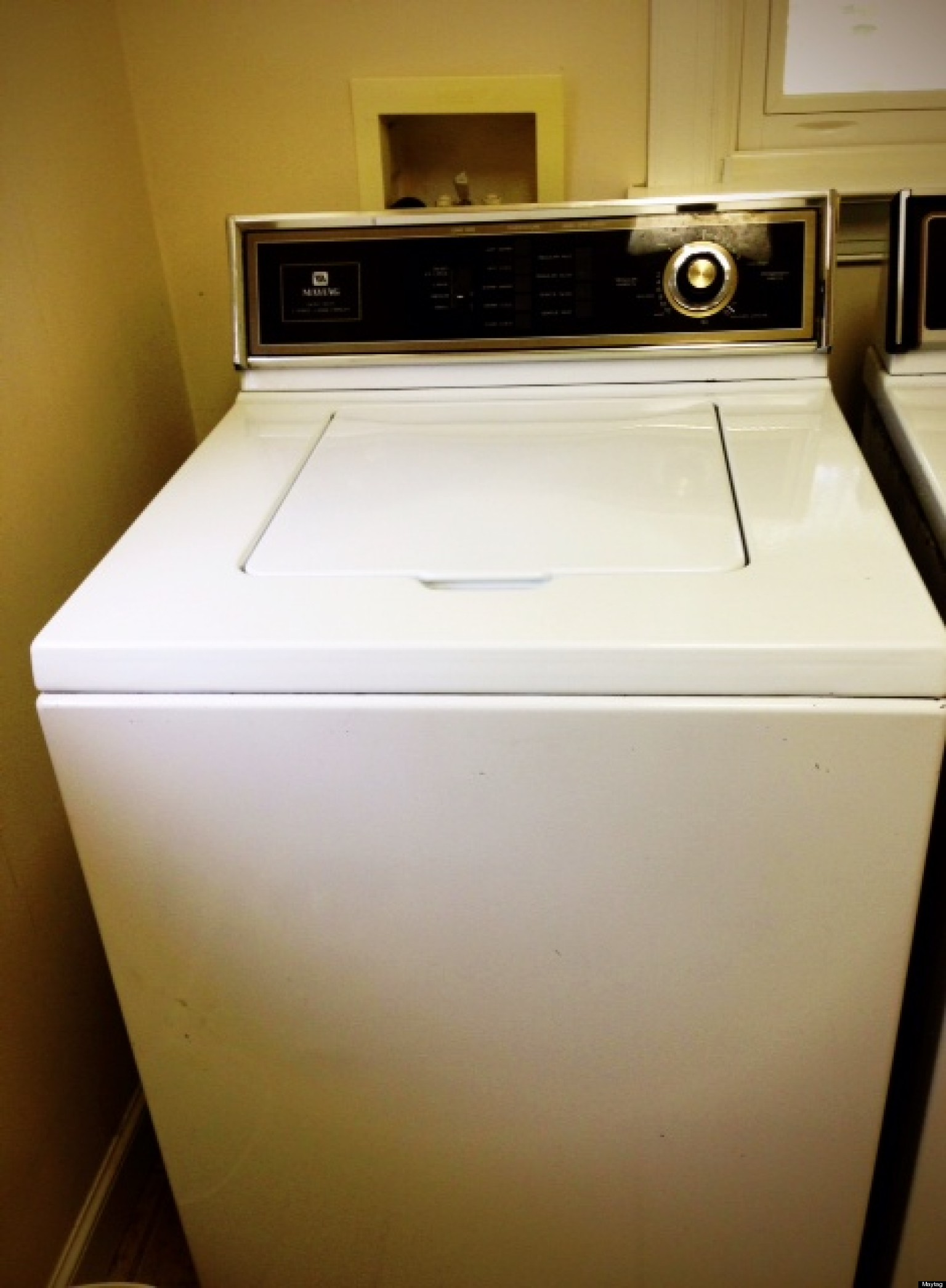My Washing Machine Is All Washed Up Huffpost