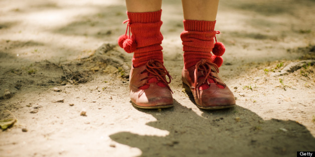 Frilly Socks: Banned