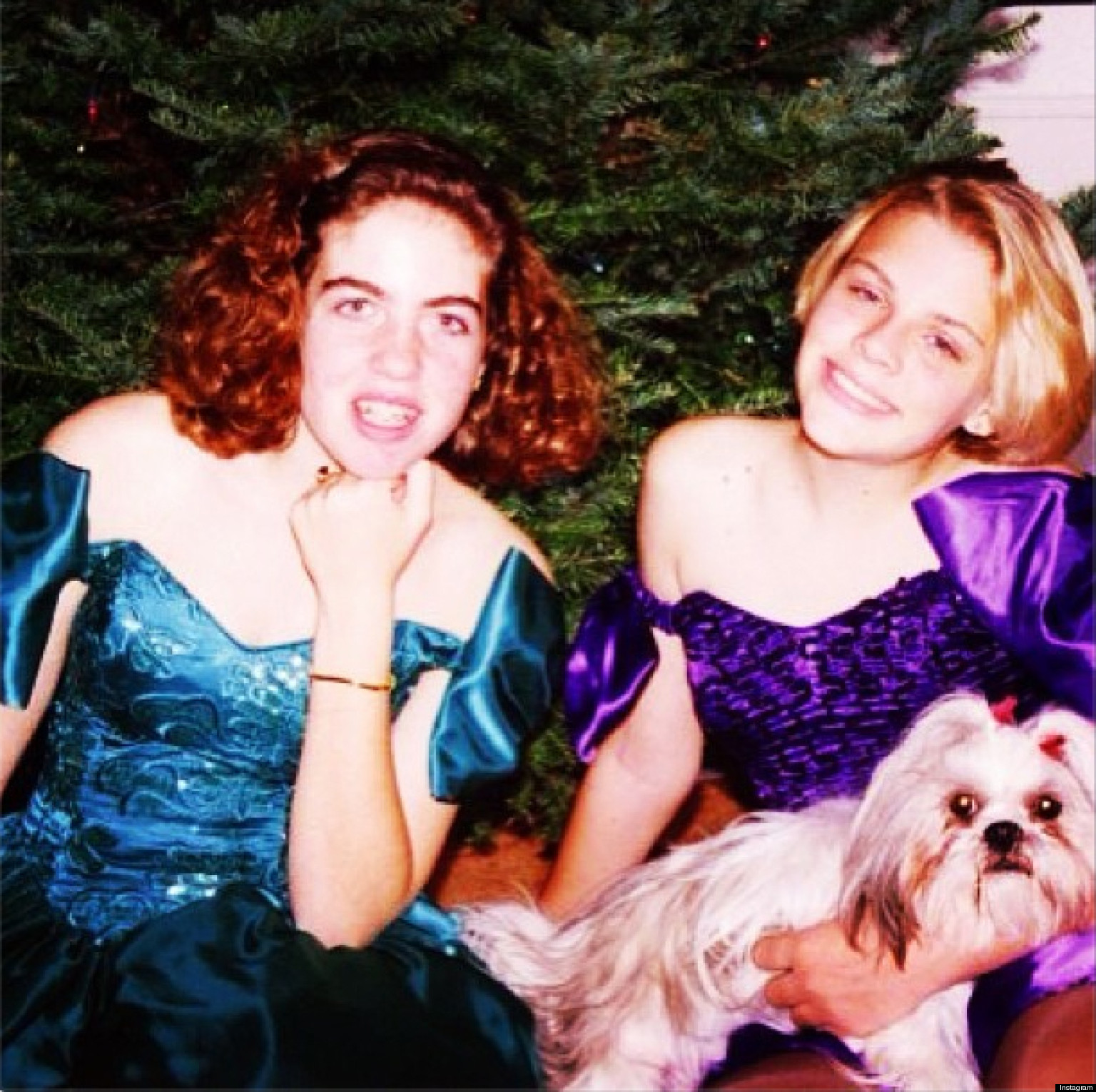 Busy Philipps' Instagram Photo For 'Throwback Thursday' Is