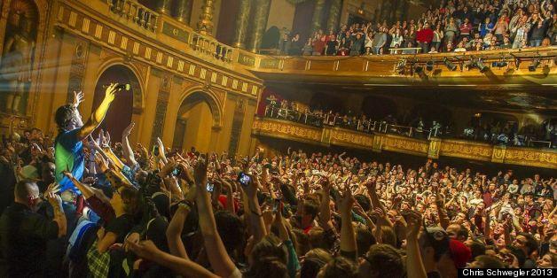 Fillmore Detroit Doing It Right Venue S Milestone Underscores