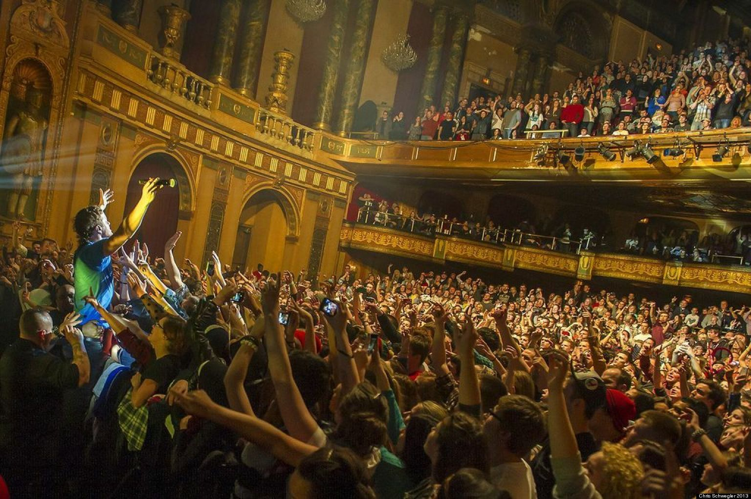 Fillmore Detroit Doing It Right Venue S Milestone Underscores Record Year For Downtown Theatre