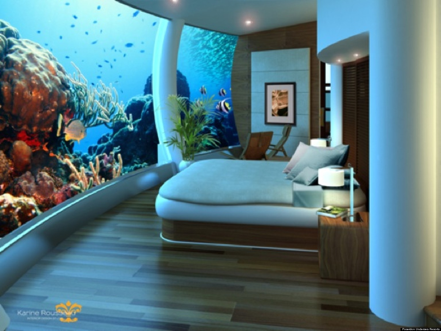 Underwater Hotels Five Things You Need To Know PHOTOS