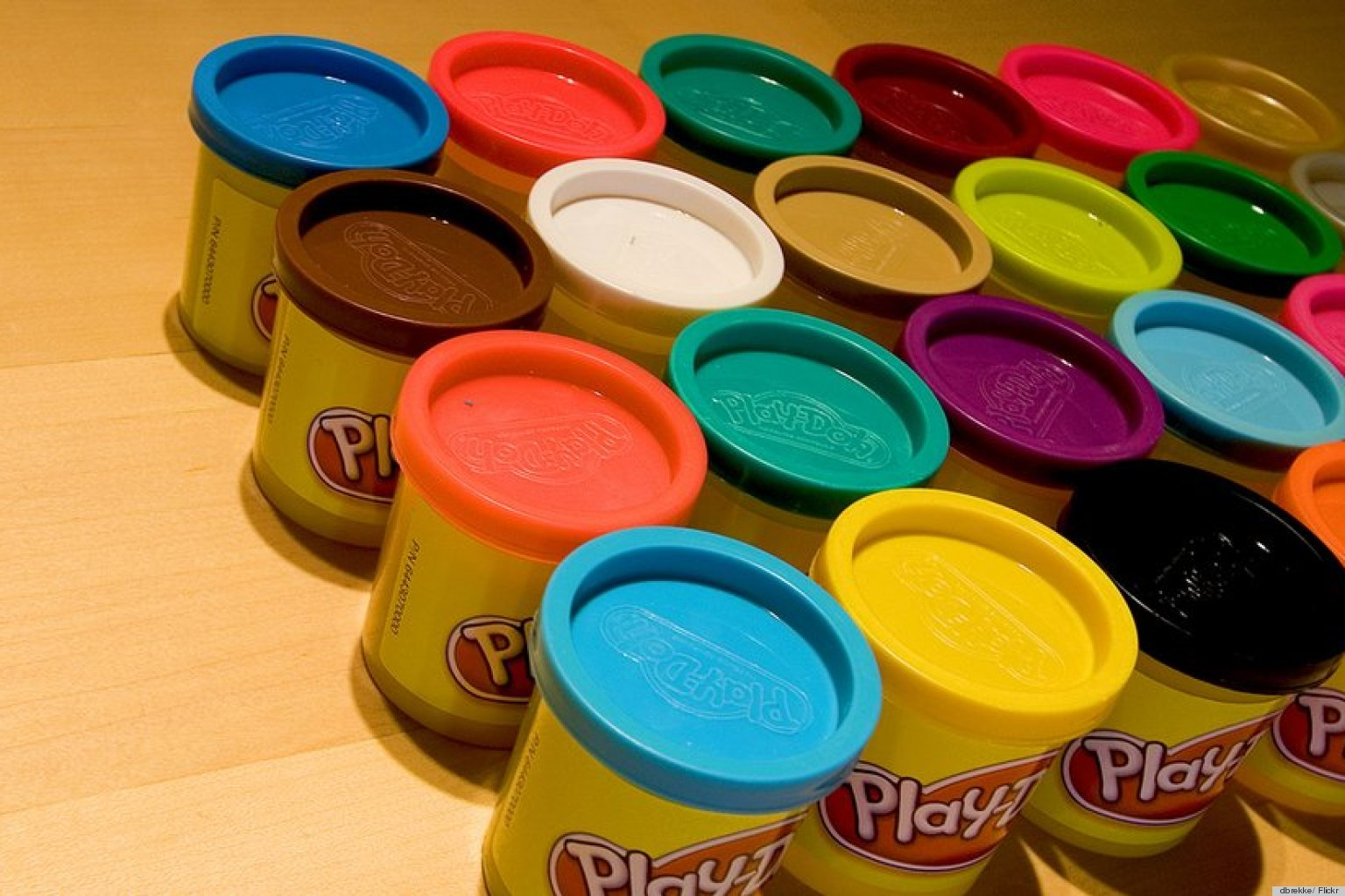 Play-Doh Was Originally... Wallpaper Cleaner? (PHOTO ...