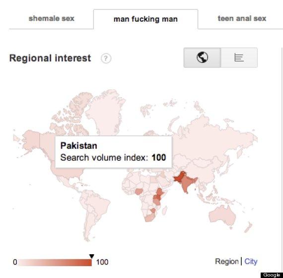 pakistan google search