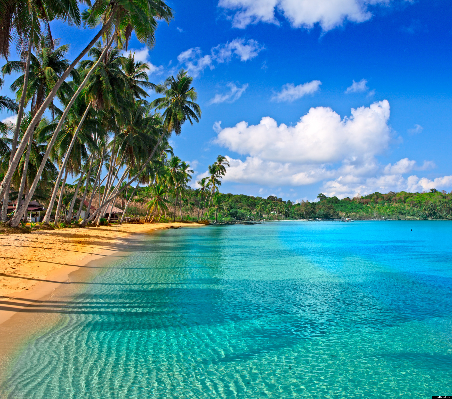 The 11 Sexiest Beaches In The World (PHOTOS) | HuffPost