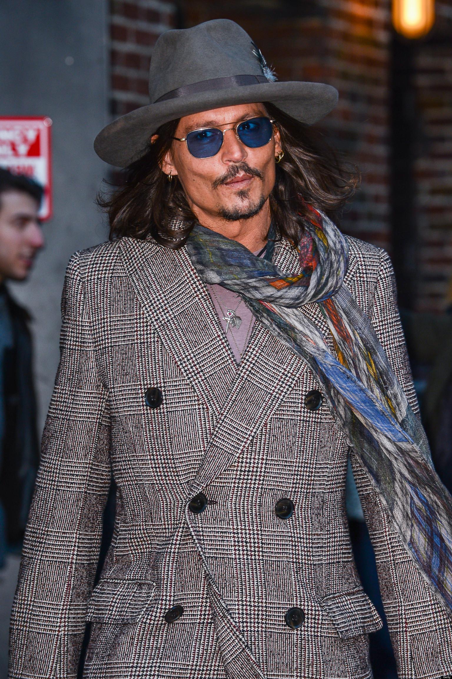 Johnny Depp 2013