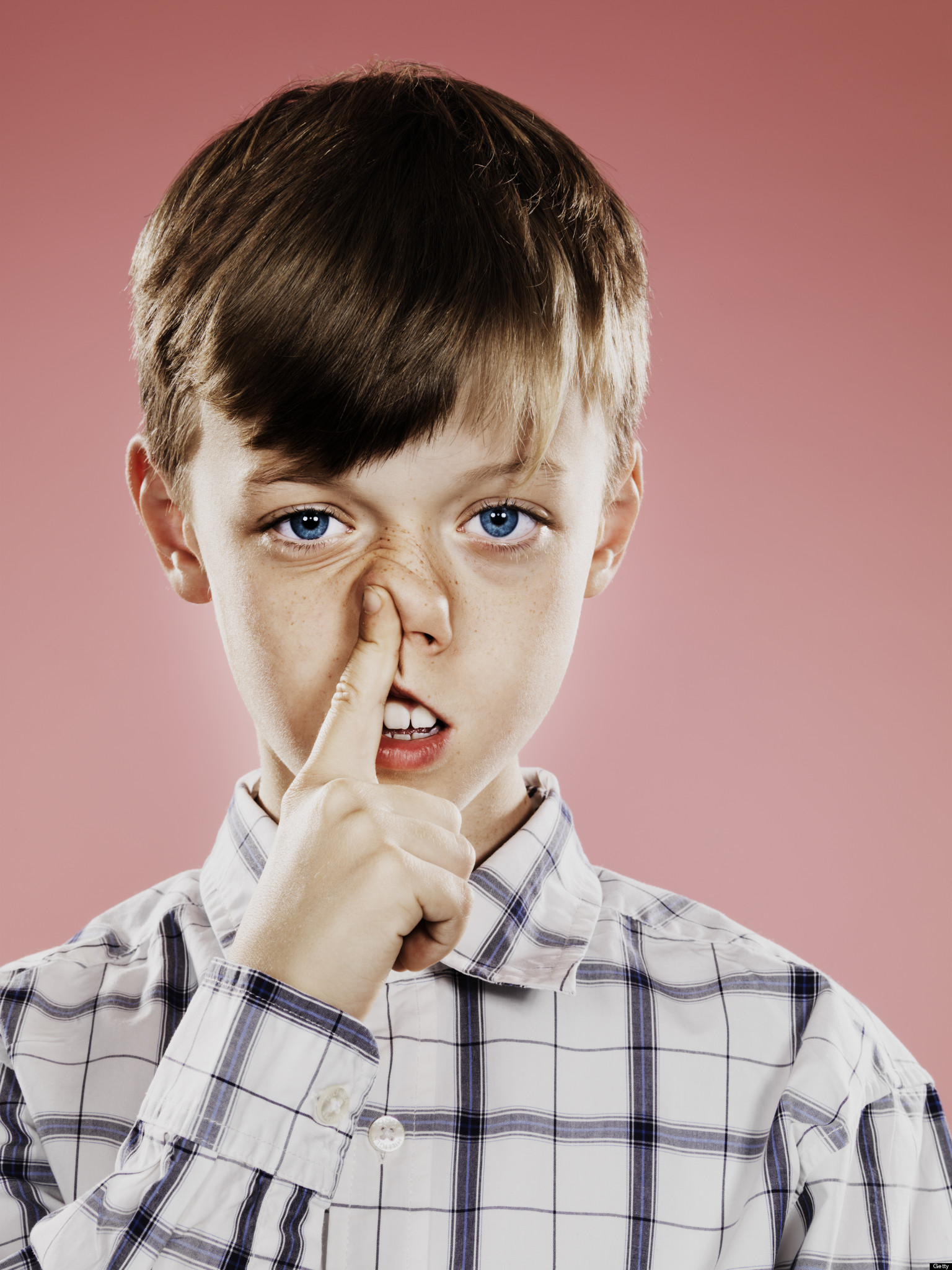 Never Mind 'Don't Pick Your Nose' -- Boogers May Be Good for You ...
