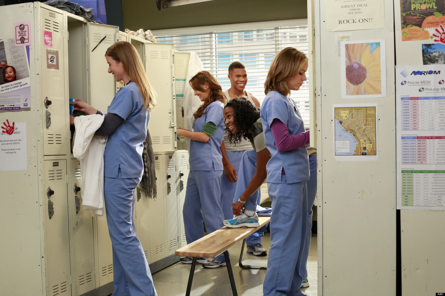 Grey\'s Anatomy\' Season 10: Camilla Luddington, Gaius Charles And Two ...