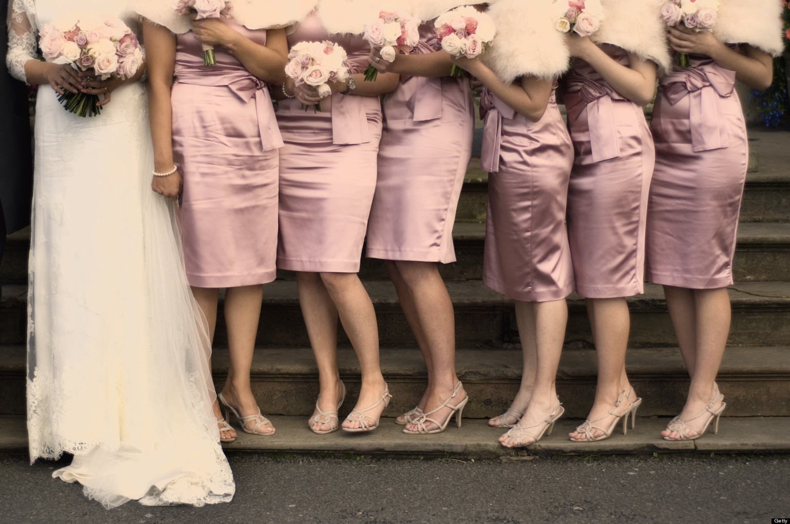 Is It Easier for the Bride to Pick the Bridesmaid Dresses? | HuffPost