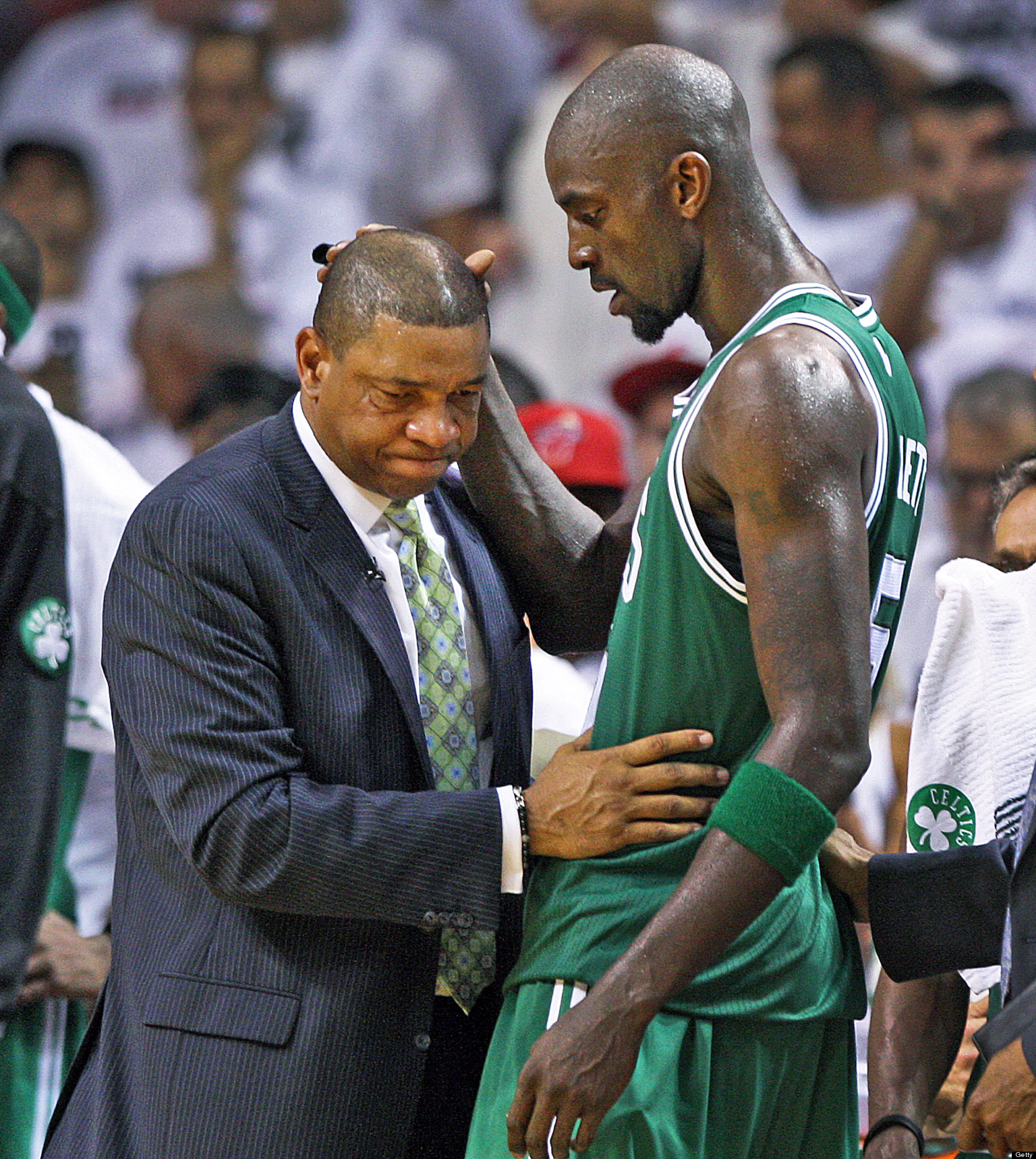 Celtics Clippers Trade Discussion Involves Doc Rivers Kevin
