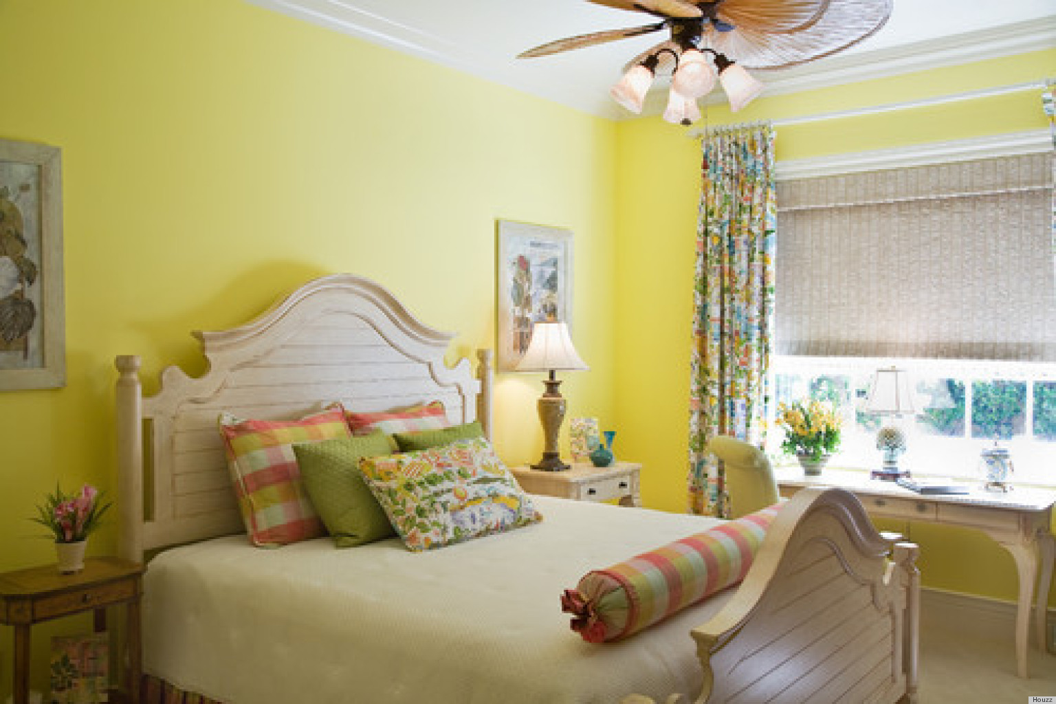9 Guest Room Ideas That Will Make Any Visitors Feel Right At Home (PHOTOS)  | HuffPost