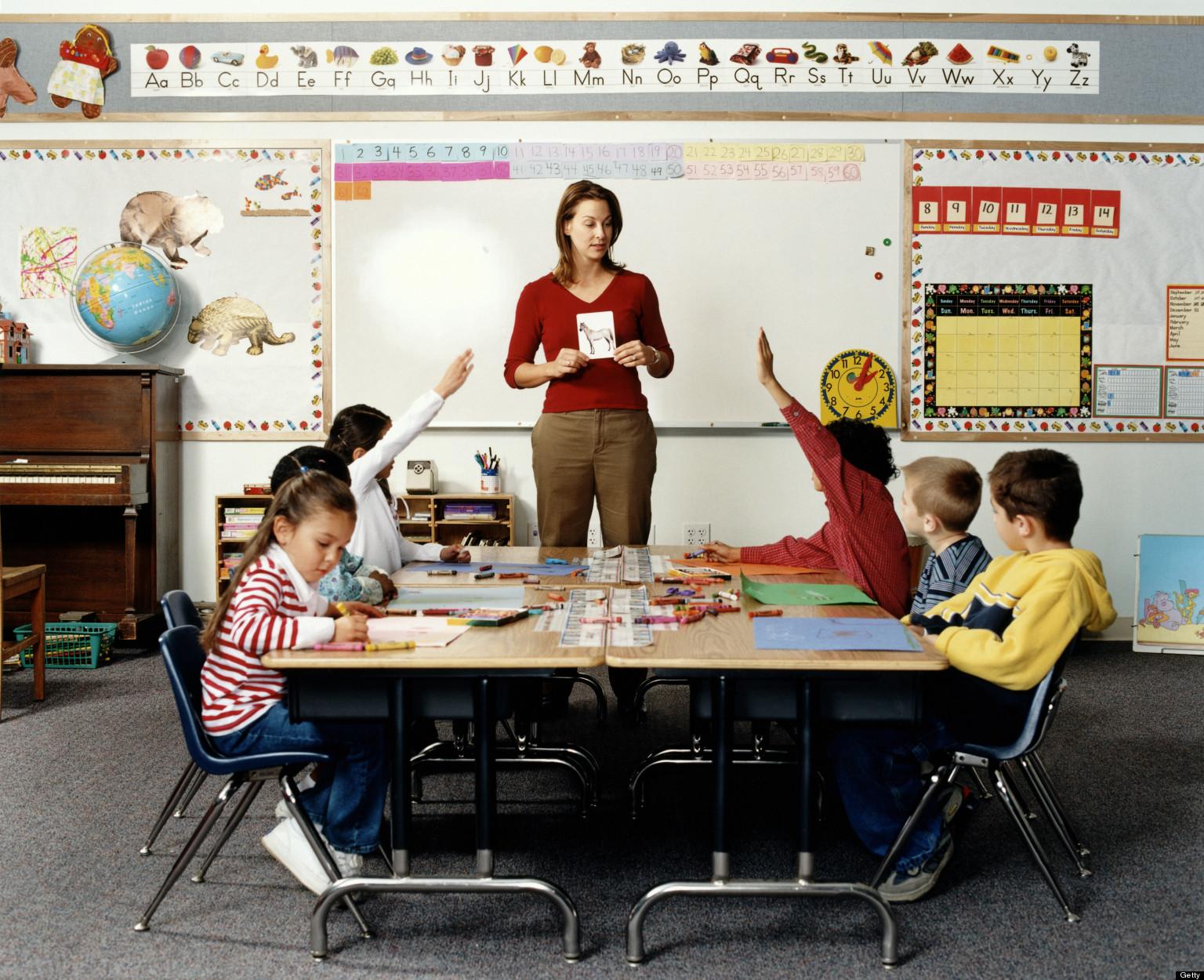 a class without teacher essay