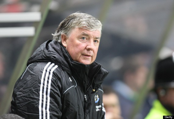 joe kinnear newcastle