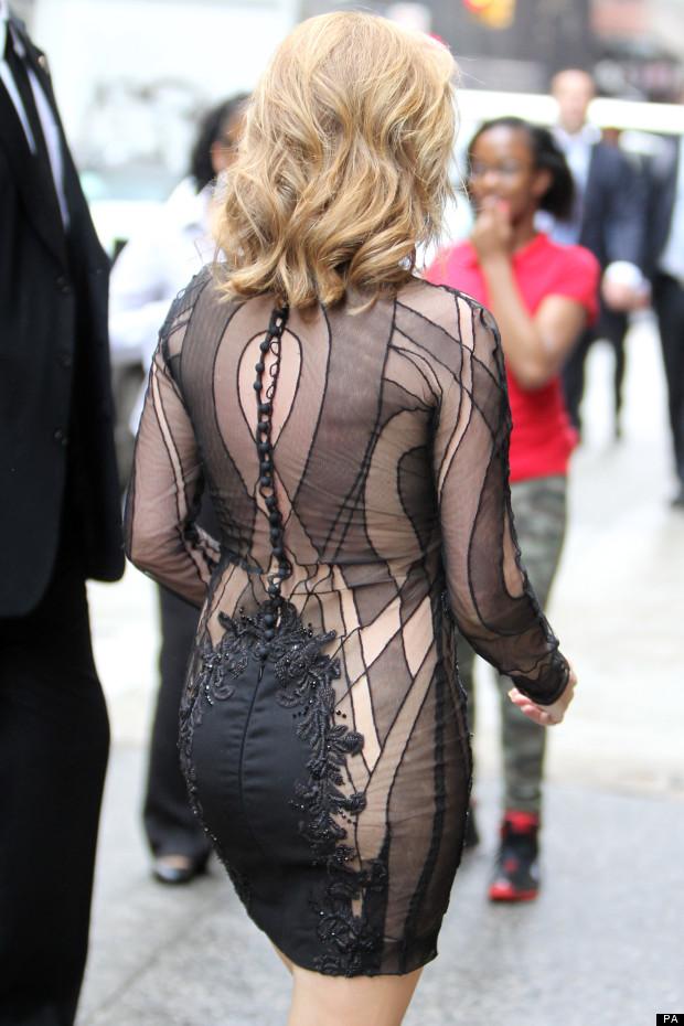 kylie back