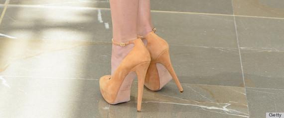 heels dress code