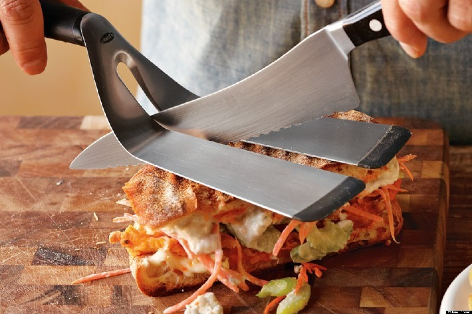 Dumbest Kitchen Tools: Panini Spatulas | HuffPost