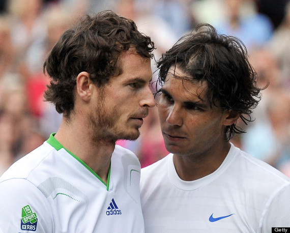 andy murray rafael nadal
