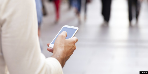 Distracted Walking Injuries From Cell Phone Use More Than Double Since 2005