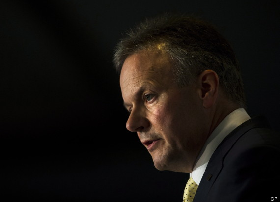 stephen poloz debt