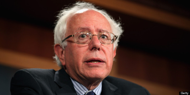 Bernie Sanders said he wanted to put more controls on guest worker programs due in part to high youth unemployment in the U.S.  (Photo by Chip Somodevilla/Getty Images)