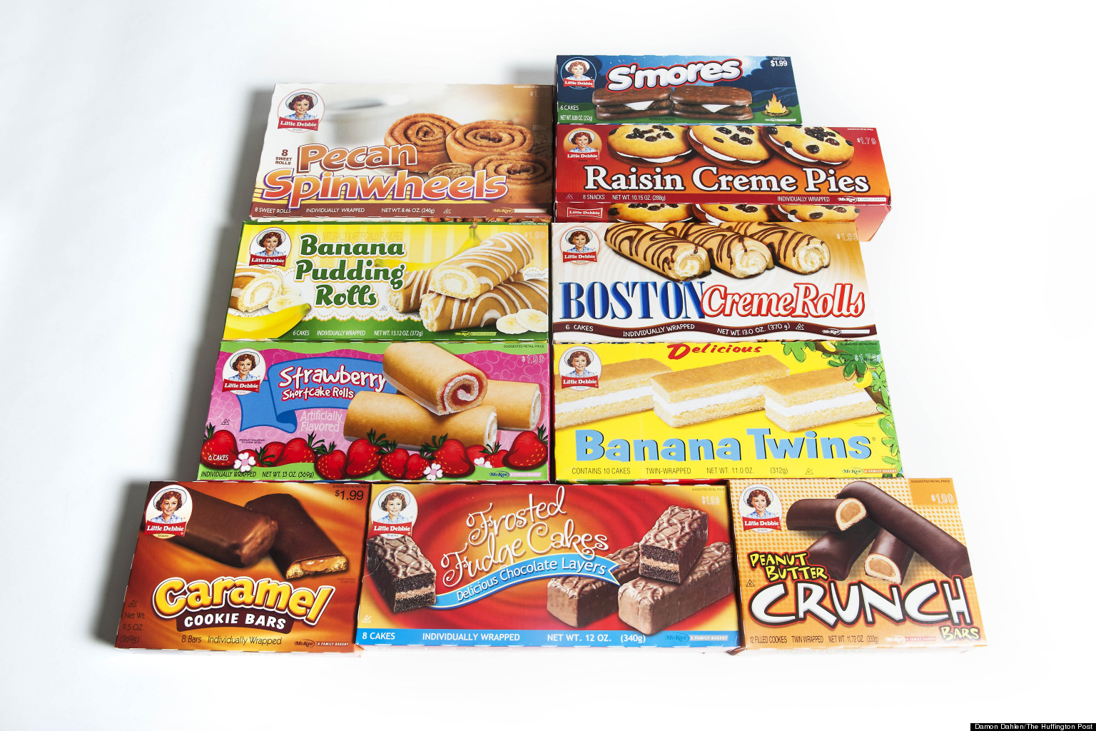 little debbie snack cakes the littleknown flavors you