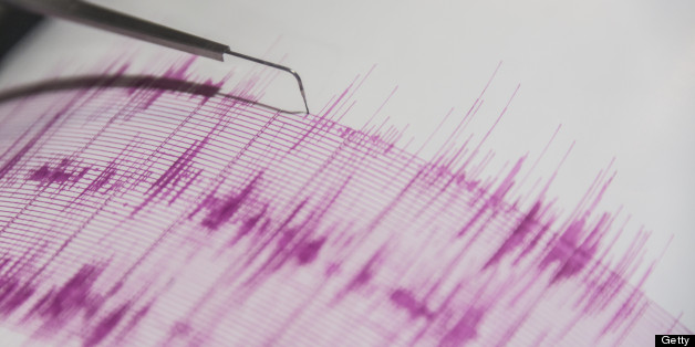 Experts say the strongest measured 3.3 on the Richter Scale