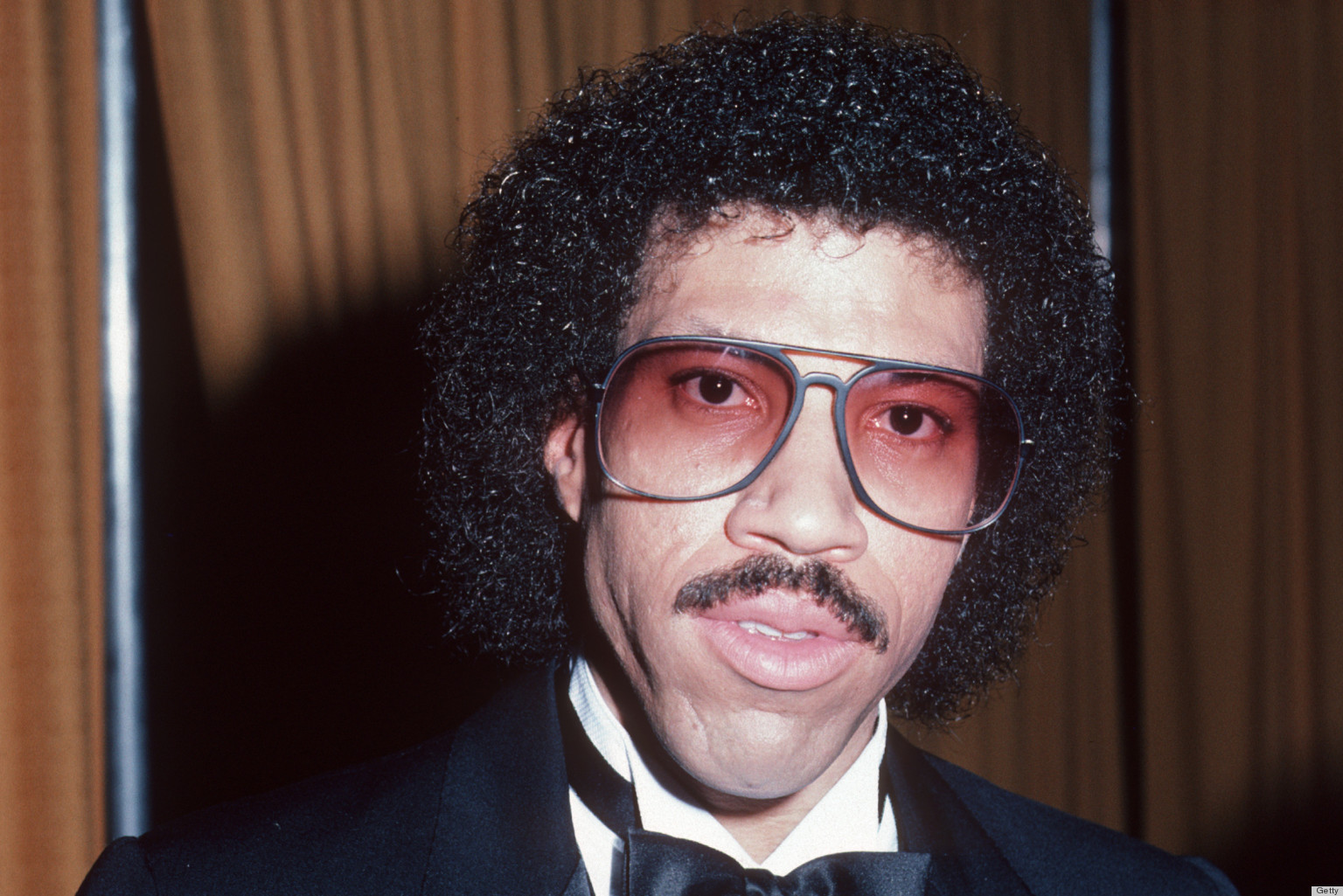 Lionel Richie's Juiciest Jheri Curl Moments (PHOTOS