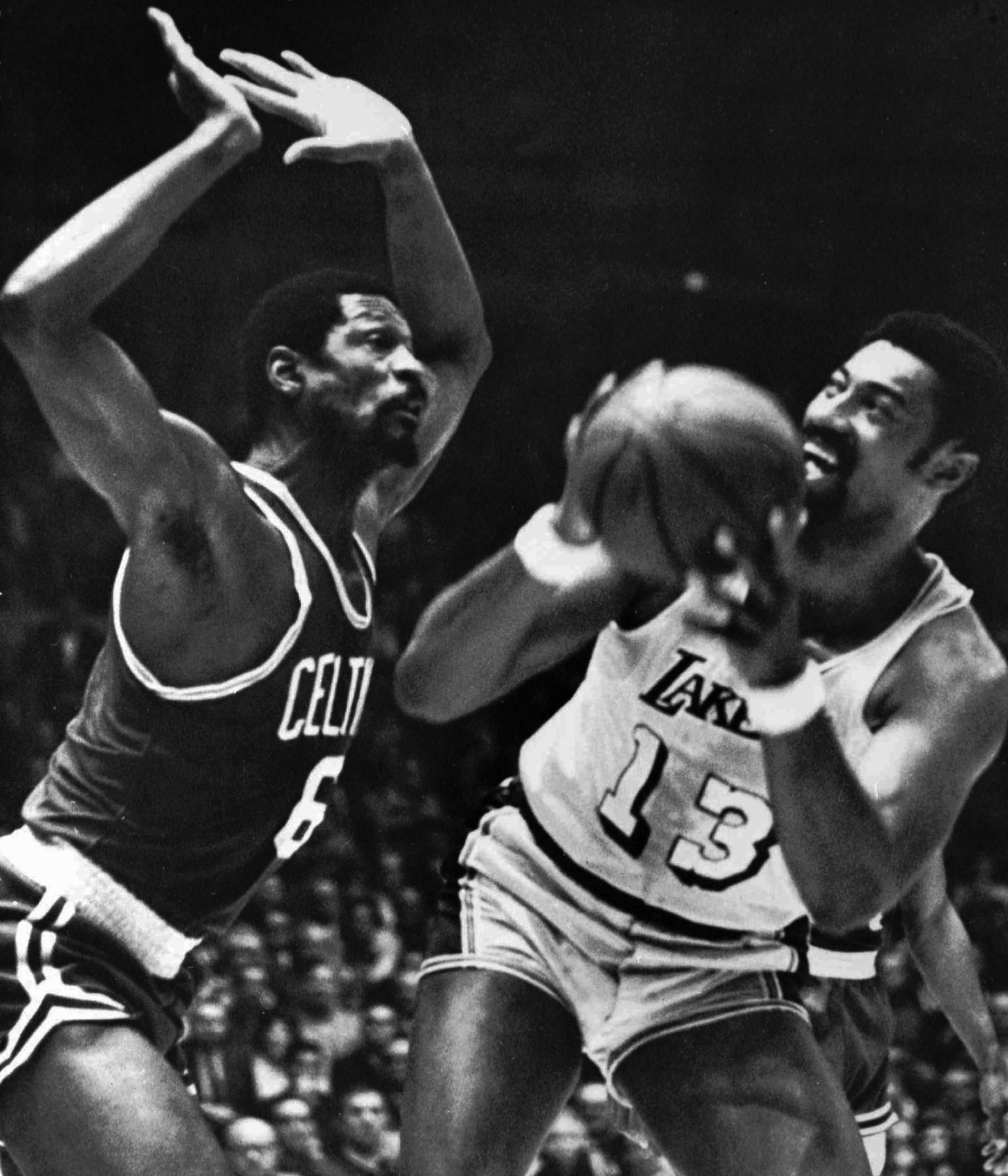 NBA Finals Game 7 History Bill Russell Tops List Career