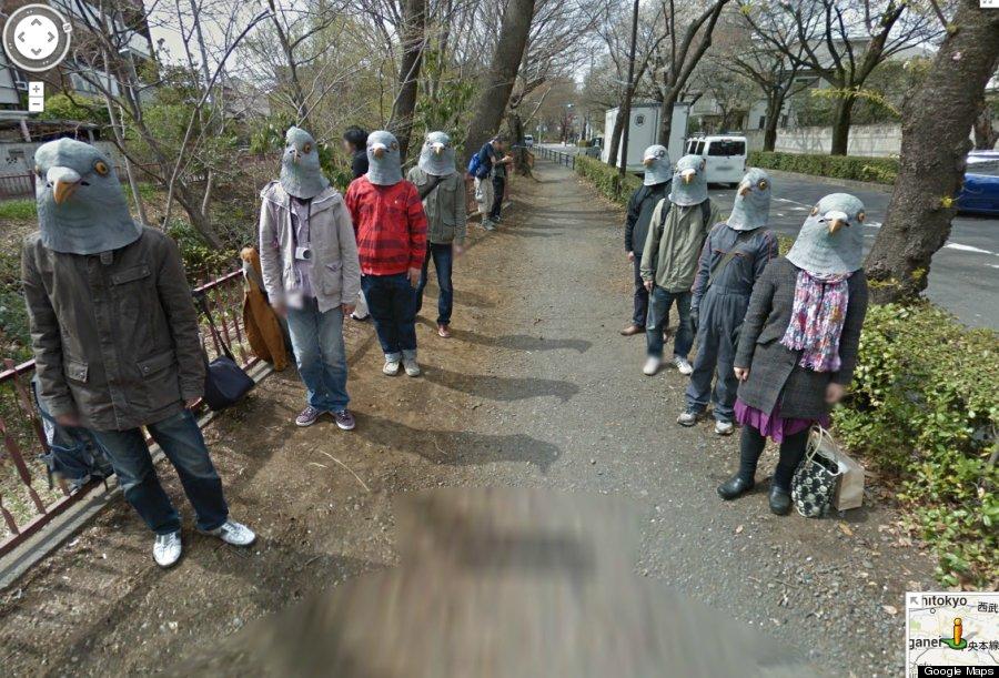 japan google street view