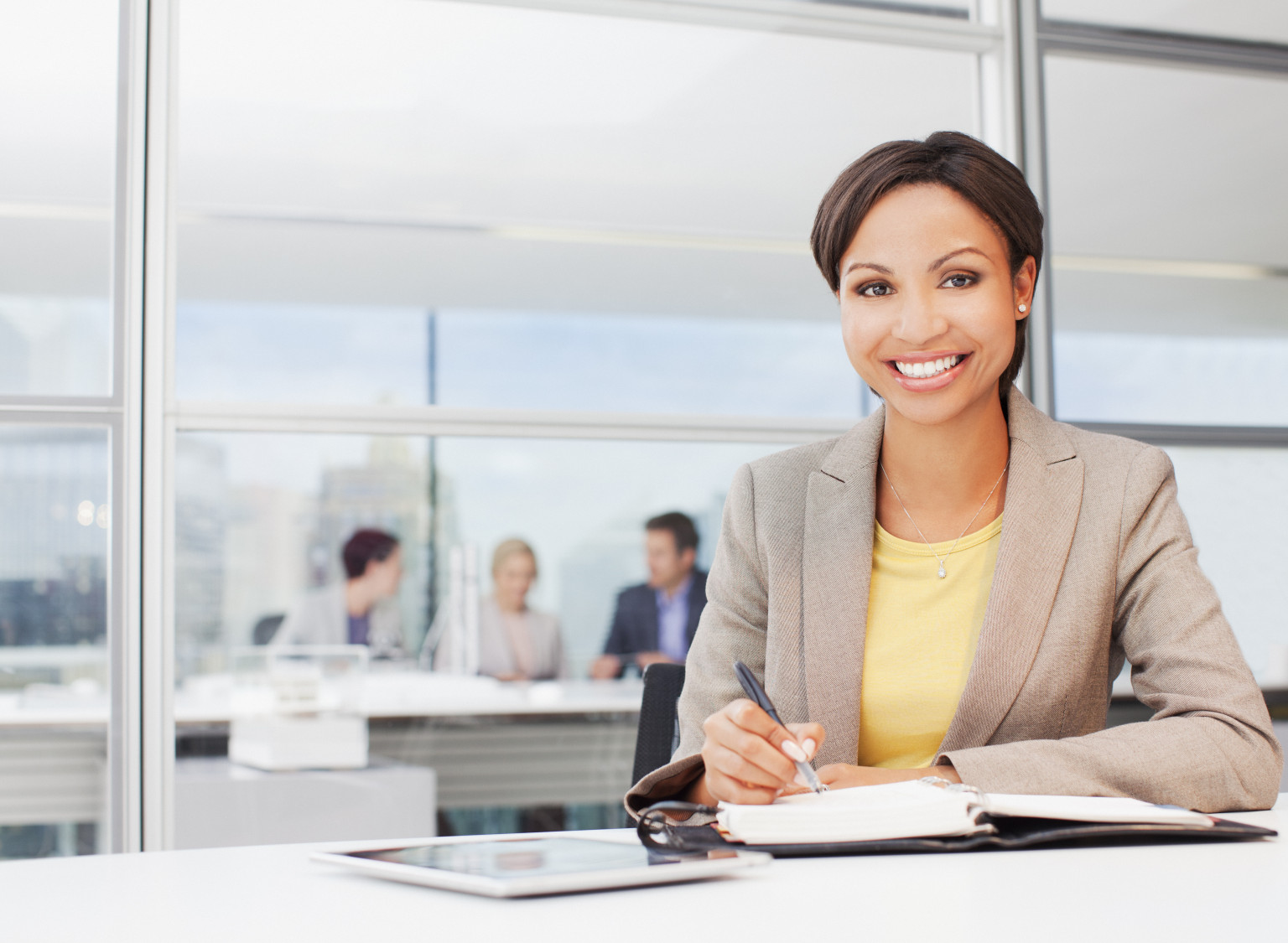 how to make a great impression in a job interview