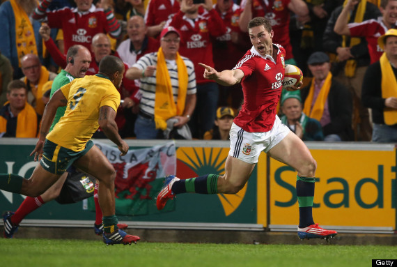 george north lions