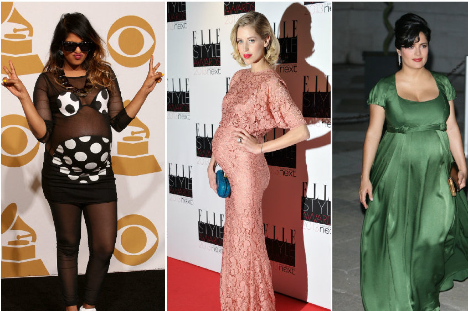 iconic maternity style see the best pregnancy looks of