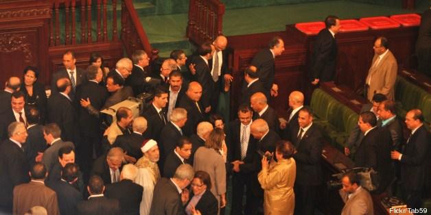 22 novembre 2011, à l'ouverture des travaux de l'Assemblée