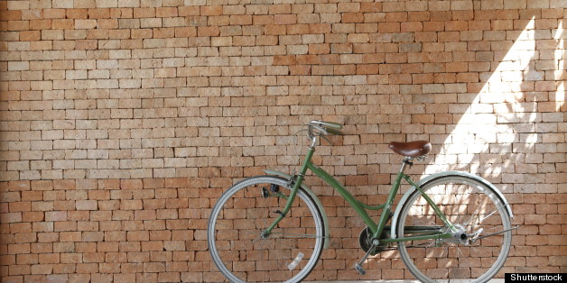 The man was caught pleasuring himself with the bicycle (file photo)