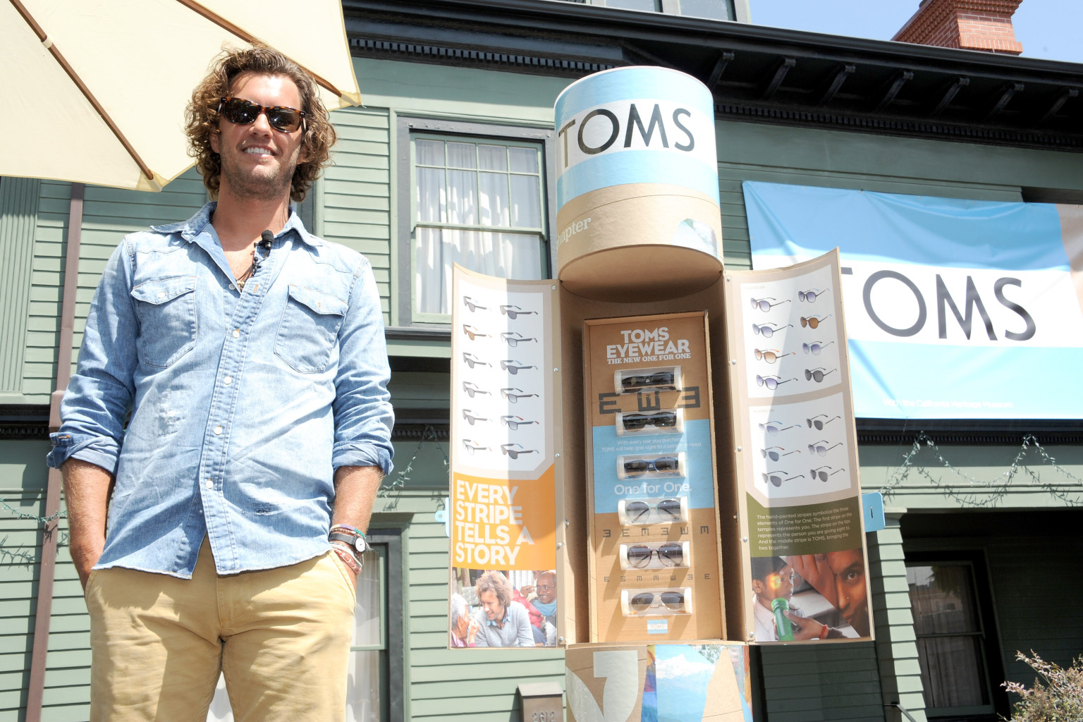 Toms Founder Blake Mycoskie Promises Big Investment Not Just Free Shoes Huffpost