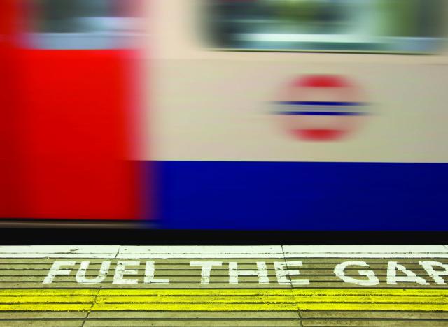 fuel the gap