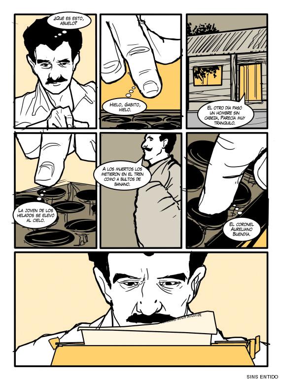 gabo comic