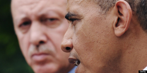 Obama, Erdogan Discuss Turkish Protests