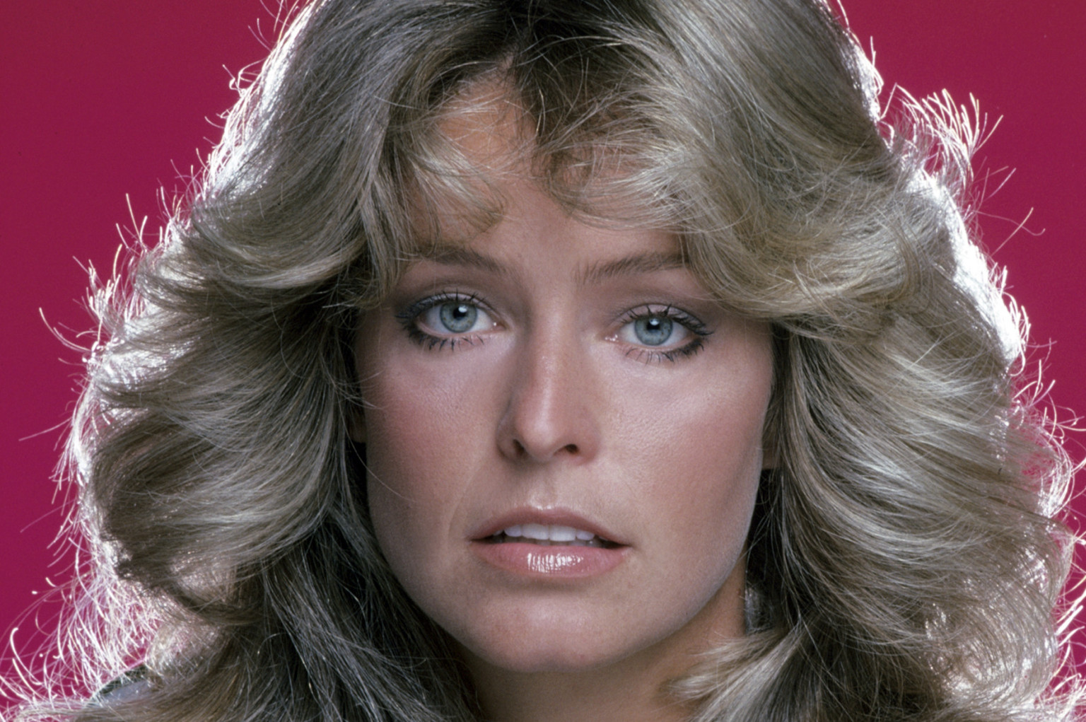 Farrah Fawcett haircut and styling instructions! Woohoo. Been ...