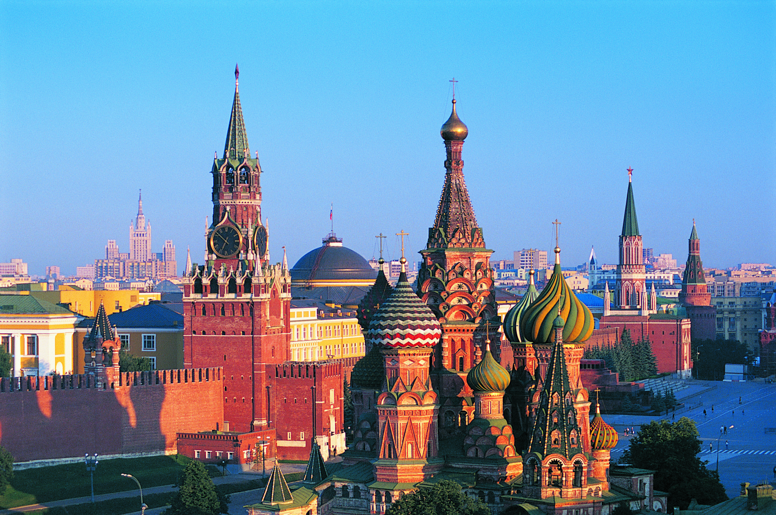 Moscow A City Guide To Russia S Capital Huffpost