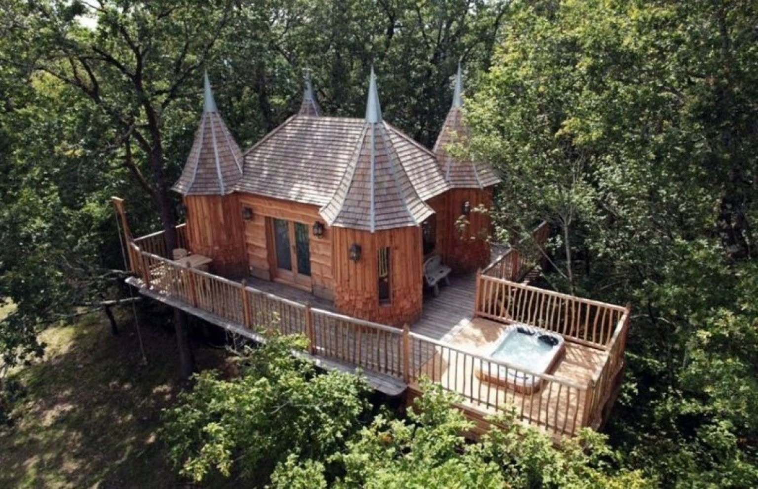 Tree Houses You Can Live In | HuffPost