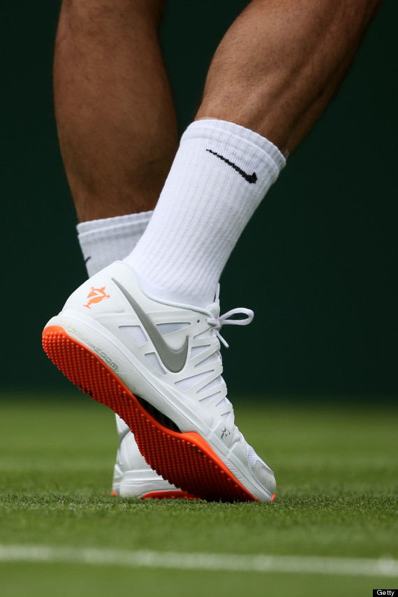 roger federer nike trainers