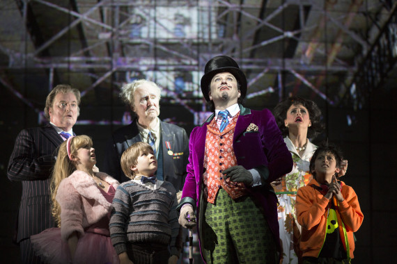 charlie and the chocolate factory sam mendes